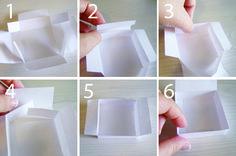 favour box DIY