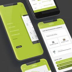 User Experience (UX), User Interface Design (UI) und Webdesign die Lindenhof Interface Design, User Interface, Web Design, Der Bus, User Experience Design, Advertising Agency, Concept, Design Web, User Interface Design