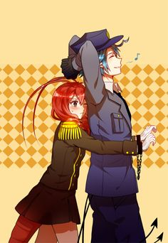 Roc and lobco (I haaaaaate this pairing bc Roc is an abusive fuck, but I can't help but love this art of them. Fanart, Rpg Horror Games, Cute Games, Grey Gardens, Japanese Artists, Deep Sea, Game Character, Anime Couples, Rpg Maker