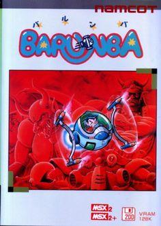 Barunba for MSX2.