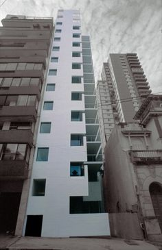 Flashback: Residential Building In Rosario / Rafael Iglesia | Archdaily