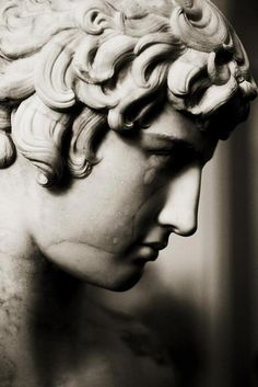 Antinous (111-130 AD) young lover of Roman Emperor Hadrian