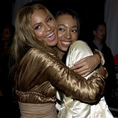 Pin for Later: Look Back at Beyoncé and Solange Before the Drama