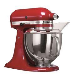 Batedeira Stand Mixer Artisan Empire Red KEA33CV - KitchenAid