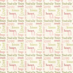 "Скрап ""Лягушачая любовь"" — Yandex.Disk Crush Love, Your Crush, Toad, Scrapbook Paper, Hug, Crushes, Bullet Journal, Album, Valentines"