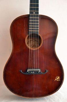 Seltene Alte Framus Blues Jazz Gitarre Parlor Akustik OLD German Guitar Parlour   eBay