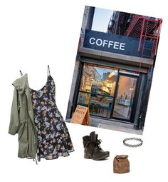 """""""Coffee house"""" by lilykc3 on Polyvore"""