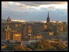 Edinburgh, Scotland - felt at home the minute I put my foot on the ground!
