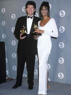Whitney Houston ~ 1994 Grammys
