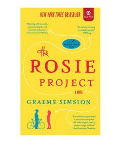 The Rosie Project, by Graeme Simsion