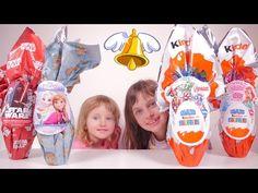 Disney Princess Kinder Maxi SURPRISE Egg ♥ My Little Pony Blind Bag ♥ Hello Kitty ♥Doc McStuffins| - YouTube