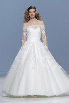 Los vestidos de novia de Cymbeline foto 08...