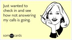 checking in #humor #someecards