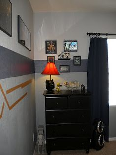 Another Star Wars room