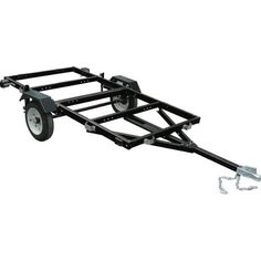 Ironton Folding Trailer Kit - 4ft. x 8ft.