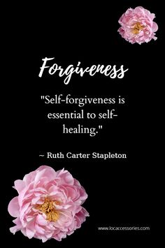 """""""Self-forgiveness is essential to self-healing. Positive Affirmations Quotes, Affirmation Quotes, Positive Quotes, Healing Quotes, Spiritual Quotes, Self Love Quotes, Me Quotes, Meaningful Quotes, Inspirational Quotes"""