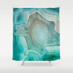 THE BEAUTY OF MINERALS 2 Shower Curtain by Catspaws - $68.00