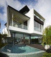 Maison de reve houses designs pinterest architecture maison et d - Interieur de maison de reve ...