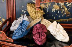 Rubelli silk brocades http://store.leschaussonsdelabelle.com