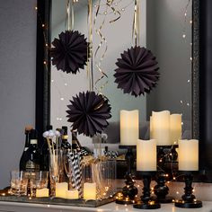 Whether decorating for a wedding, birthday party, anniversary, or just adding some sparkle to everyday decor, this value lighting kit is everything you need in one, tidy package- even the batteries! Includes eight coordinating flameless candles and votives and two sets of copper wire string lights or fairy lights... magical!
