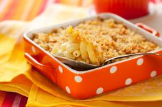 Comfort Food Recipe: Grown-Up Macaroni and Cheese
