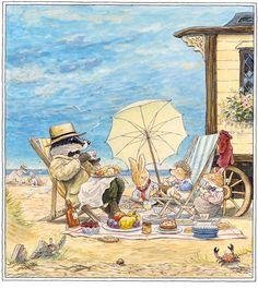 Foxwood Tales Illustrations - FoxwoodTales