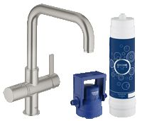 GROHE Blue® Pure Starter kit 31338DC1 UK version?