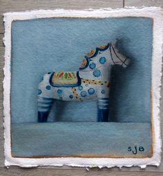 Oil on gessoed rag paper Sarah J, Second Child, Art School, Screen Printing, Dinosaur Stuffed Animal, Carving, Oil, Paper