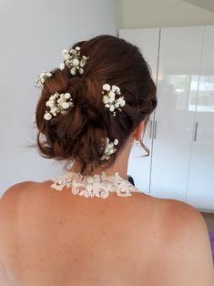 Hairclusief bruidskapsels en bruidsmakeup aan huis of op locatie #boho #bridal #updohair #updo #wedding #wedinghair #feestkapsel #trouwjurk #bridalhair #Baarn #Soest #Amersfoort #Hilversum Amsterdam #Utrecht #Bilthoven #zeist #Utrecht #Amsterdam #Nederland Hairclusief Beauty Salon Baarn #MUAH