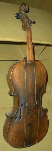 Antique C 1910 20s Violin Made by Johann Traugott Glass RARE High End Example | eBay