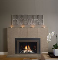 Monessen gas fireplace insert