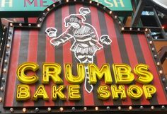 Crumbs Bake Shop Times Square - Easy to get on your way to or from the office! (42nd btw 8th & 7th)