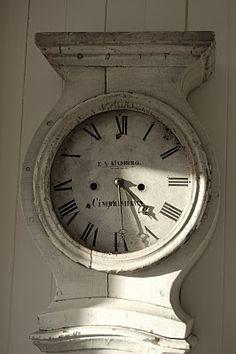 Swedish clock