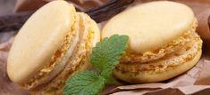 Ricetta Macarons alla vaniglia una delle migliori ricette Macarons della cucina francese. Il livello di difficoltà è difficile.