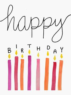 Happy Birthday Greetings Friends, Birthday Wishes For Daughter, Happy Birthday Girls, Best Birthday Wishes, Happy Birthday Candles, Birthday Wishes Quotes, Birthday Cards For Friends, Happy Birthday Messages, Happy Birthday Images