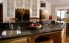 Original countertops for kitchen