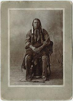 Comanche medicine man