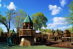 #play Stunning Image of Little Oshkosh Playground, WI