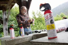 Pepper Spray: the Best Bear Repellent -- The US Interagency Grizzly Bear Study Team conducted a ten-year analysis in the 1990s, which found that people who defended themselves against bears with firearms suffered injury 50 percent of the time, while those outfitted with bear spray evaded injury most of the time. A 2008 study backs up this claim. Between 1985 and 2006, scientists found that bear spray was 92 percent effective in deterring attacks from the three species of North American bear.
