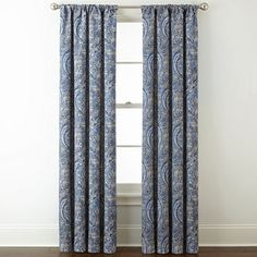 From JCPenney · FREE SHIPPING AVAILABLE! Buy Royal Velvet Florence Room  Darkening Rod Pocket Back Tab