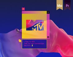 Concept: Hoang Anh LeMotion Graphic : Nguyen CuongGraphic Design : Hoang Anh LeCompositing : Mel Tran & Nguyen CuongMusic: Elastic Nightmare - Barely AliveBased on the concept KILL BORING from MTV International, we created this package for MTV Connec… Behance, Ad Design, Logo Design, Mtv Music Television, Hunger Games Problems, Anniversary Logo, Video Advertising, Lol, Retro Aesthetic