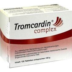 Tromcardin Complex - Beipackzettel / Informationen| Apotheken Umschau