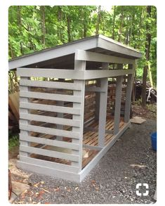 Gambrel Style Storage Shed Plans and PICS of Garden Shed Plans Fine Homebuilding. - Gambrel Style Storage Shed Plans and PICS of Garden Shed Plans Fine Homebuilding. Diy Storage Shed Plans, Storage Shed Organization, Wood Storage Sheds, Wood Shed Plans, Barn Plans, Storage Ideas, Workshop Storage, Diy Yard Storage, Outdoor Storage
