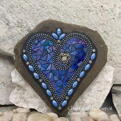 Mirror Mosaic, Mosaic Diy, Mosaic Garden, Mosaic Crafts, Mosaic Projects, Mosaic Ideas, Art Projects, Mosaic Rocks, Mosaic Stepping Stones