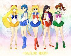 sailor moon classic :D!
