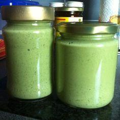 Rezept Zucchinicreme für Nudeln von Carla1982 - Rezept der Kategorie Saucen/Dips/Brotaufstriche