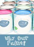 The Nursery Paint Company, VOC Free & Antibacterial Paint. The Nursery Paints Company