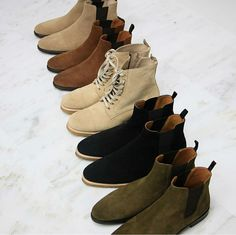 Chelsea boots                                                       …