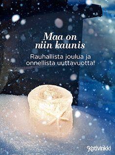 Lähetä joulukortti ystävällesi