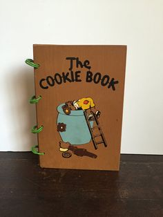 Antique Cookbook The Cookie Book 1939  Culinary Arts Press Collectible Cookbook Antique Baking Book
